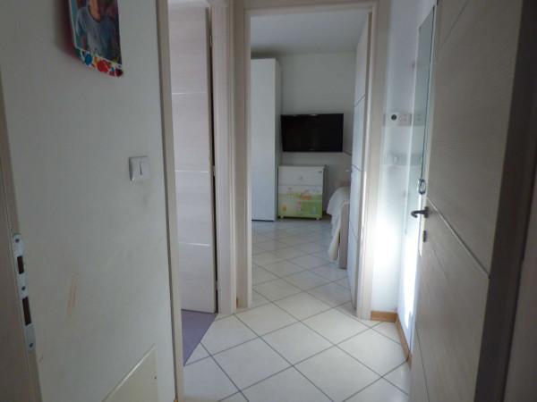 Appartamento in vendita a Borgaro Torinese, Arredato, con giardino, 72 mq - Foto 15