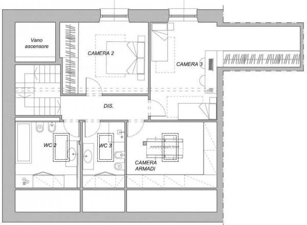 Appartamento in vendita a Chiavari, 219 mq - Foto 2