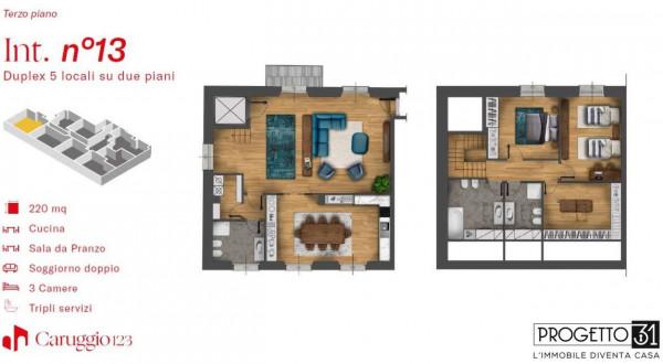Appartamento in vendita a Chiavari, 219 mq - Foto 4