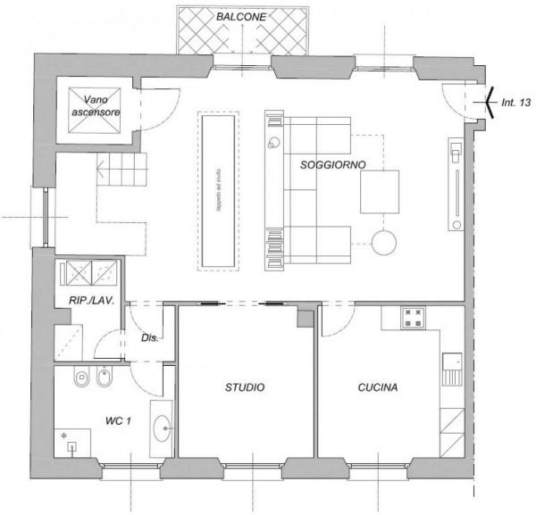 Appartamento in vendita a Chiavari, 219 mq - Foto 3