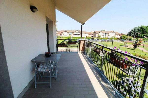 Villa in vendita a Solaro, Con giardino, 190 mq - Foto 3
