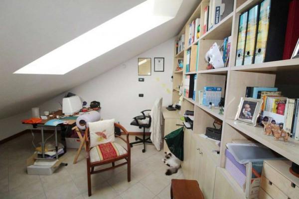 Villa in vendita a Solaro, Con giardino, 190 mq - Foto 2