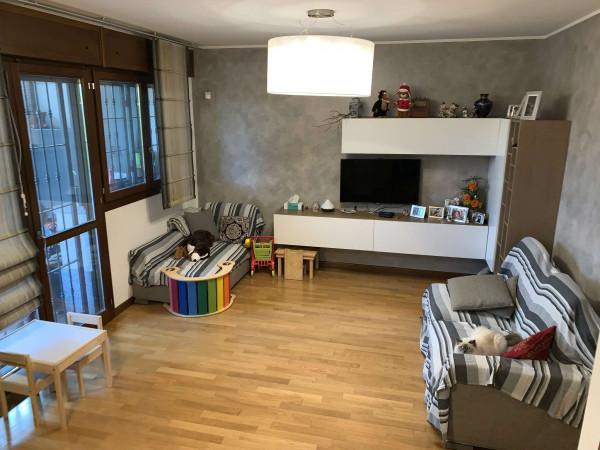 Villa in vendita a Solaro, Con giardino, 190 mq - Foto 9