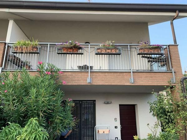 Villa in vendita a Solaro, Con giardino, 190 mq - Foto 36