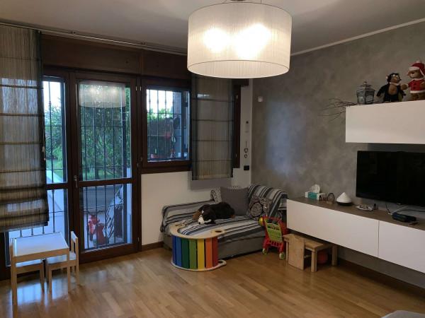 Villa in vendita a Solaro, Con giardino, 190 mq - Foto 10
