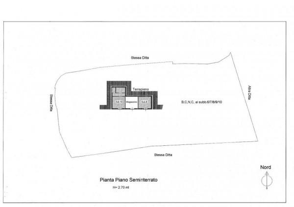 Villa in vendita a Chiavari, Residenziale, Con giardino, 190 mq - Foto 3