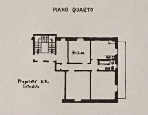 Appartamento in vendita a Genova, Borgoratti, 110 mq - Foto 2