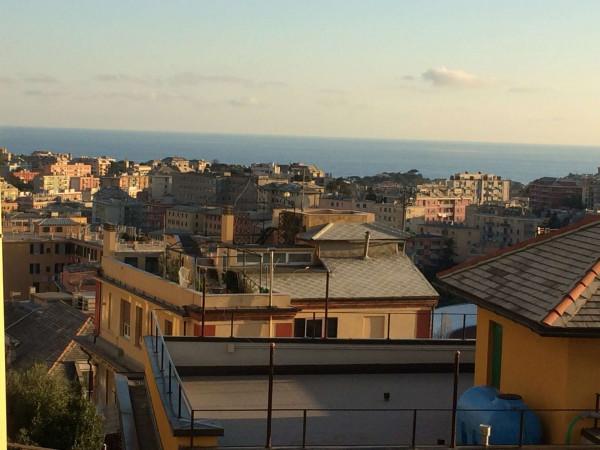 Appartamento in vendita a Genova, Borgoratti, 110 mq - Foto 6