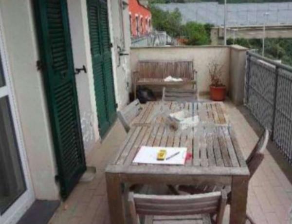Appartamento in vendita a Genova, Quarto, 81 mq