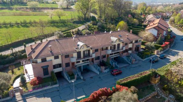 Villetta a schiera in vendita a Alpignano, Colgiansesco, Con giardino, 200 mq - Foto 21