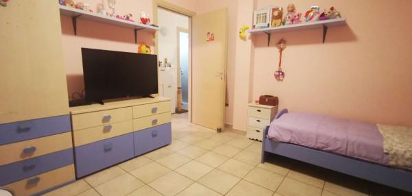 Villetta a schiera in vendita a Cremosano, Residenziale, Con giardino, 165 mq - Foto 18
