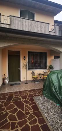 Villetta a schiera in vendita a Cremosano, Residenziale, Con giardino, 165 mq - Foto 13