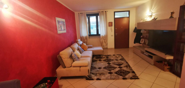 Villetta a schiera in vendita a Cremosano, Residenziale, Con giardino, 165 mq - Foto 12