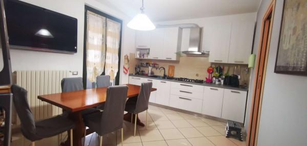 Villetta a schiera in vendita a Cremosano, Residenziale, Con giardino, 165 mq - Foto 28