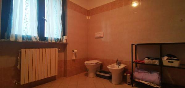 Villetta a schiera in vendita a Cremosano, Residenziale, Con giardino, 165 mq - Foto 17