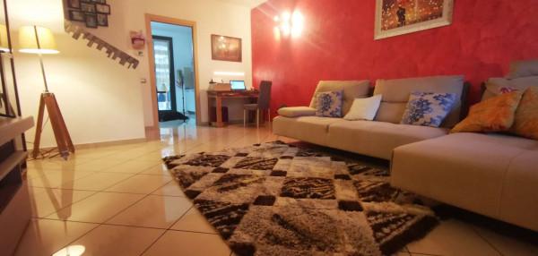 Villetta a schiera in vendita a Cremosano, Residenziale, Con giardino, 165 mq - Foto 31