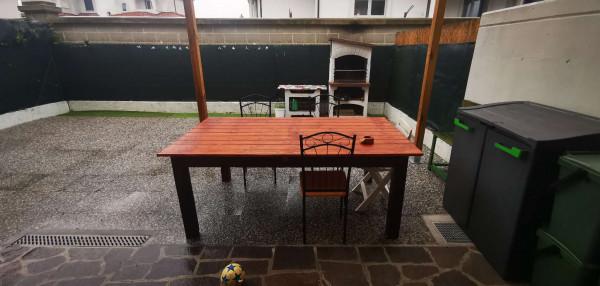 Villetta a schiera in vendita a Cremosano, Residenziale, Con giardino, 165 mq - Foto 15