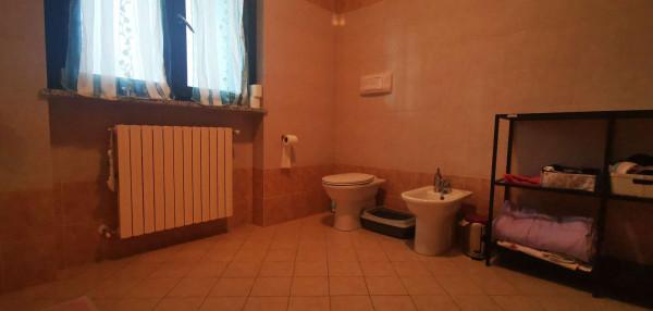 Villetta a schiera in vendita a Cremosano, Residenziale, Con giardino, 165 mq - Foto 5