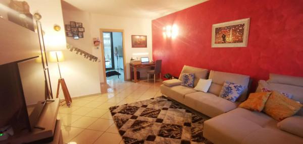 Villetta a schiera in vendita a Cremosano, Residenziale, Con giardino, 165 mq - Foto 11