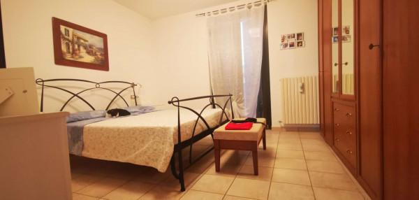 Villetta a schiera in vendita a Cremosano, Residenziale, Con giardino, 165 mq - Foto 9