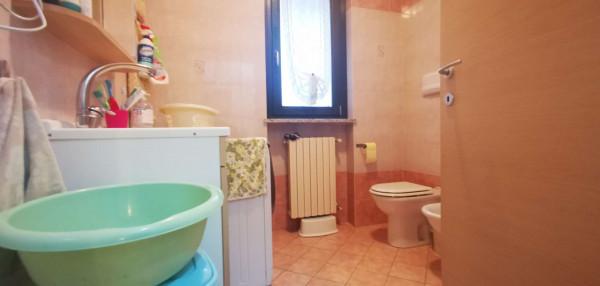 Villetta a schiera in vendita a Cremosano, Residenziale, Con giardino, 165 mq - Foto 25