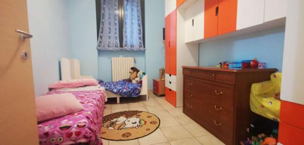 Villetta a schiera in vendita a Cremosano, Residenziale, Con giardino, 165 mq - Foto 8