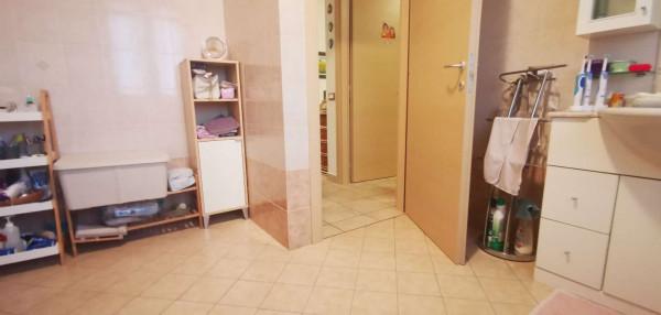Villetta a schiera in vendita a Cremosano, Residenziale, Con giardino, 165 mq - Foto 16
