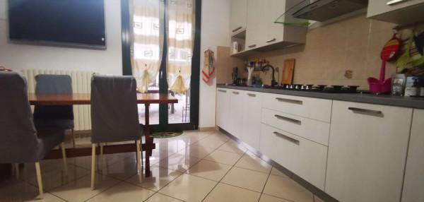 Villetta a schiera in vendita a Cremosano, Residenziale, Con giardino, 165 mq - Foto 29