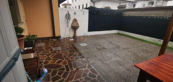 Villetta a schiera in vendita a Cremosano, Residenziale, Con giardino, 165 mq - Foto 3