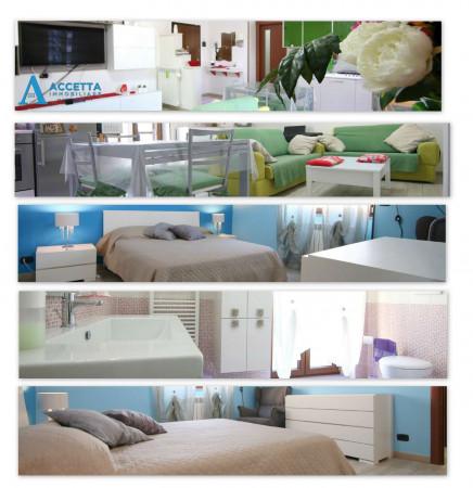 Appartamento in vendita a Taranto, Rione Italia, Montegranaro, 86 mq - Foto 3