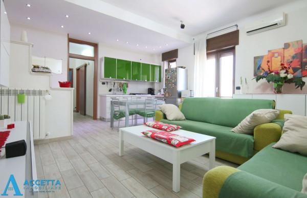 Appartamento in vendita a Taranto, Rione Italia, Montegranaro, 86 mq