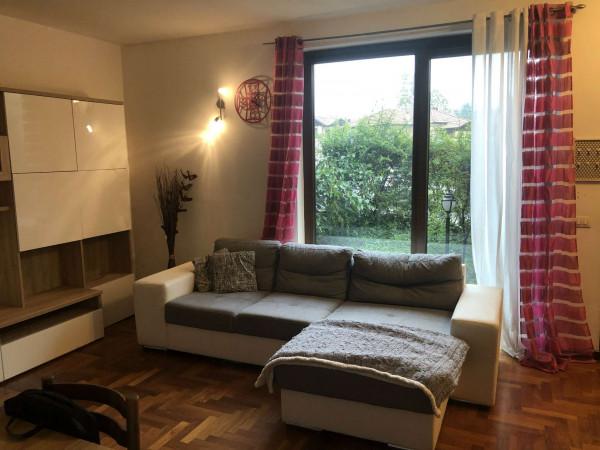 Villa in vendita a Daverio, Residenziale, Con giardino, 130 mq - Foto 17