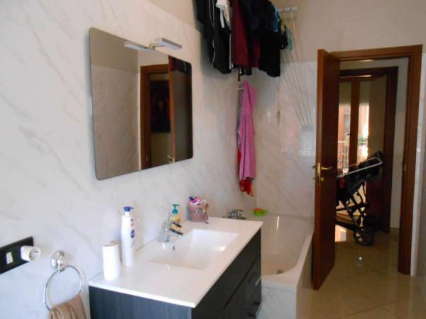 Appartamento in vendita a Crema, Residenziale, Con giardino, 132 mq - Foto 47