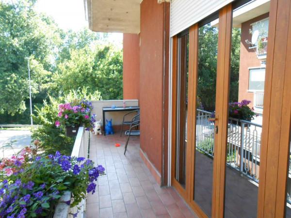 Appartamento in vendita a Crema, Residenziale, Con giardino, 132 mq - Foto 45