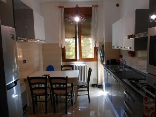 Appartamento in vendita a Crema, Residenziale, Con giardino, 132 mq - Foto 34
