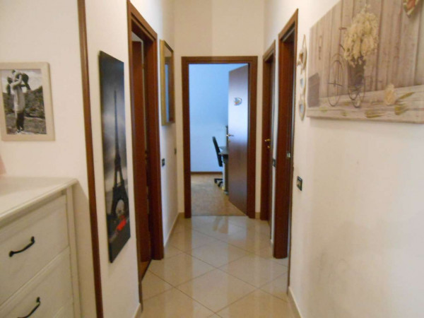 Appartamento in vendita a Crema, Residenziale, Con giardino, 132 mq - Foto 30