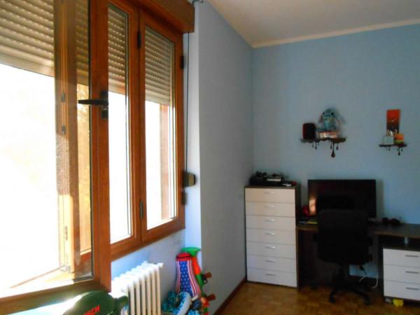 Appartamento in vendita a Crema, Residenziale, Con giardino, 132 mq - Foto 15