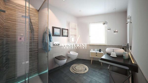Appartamento in vendita a Roma, Valle Muricana, 90 mq - Foto 7