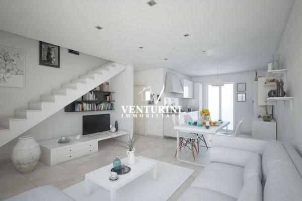 Appartamento in vendita a Roma, Valle Muricana, 90 mq - Foto 14