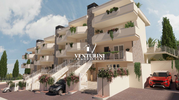 Appartamento in vendita a Roma, Valle Muricana, 90 mq - Foto 17