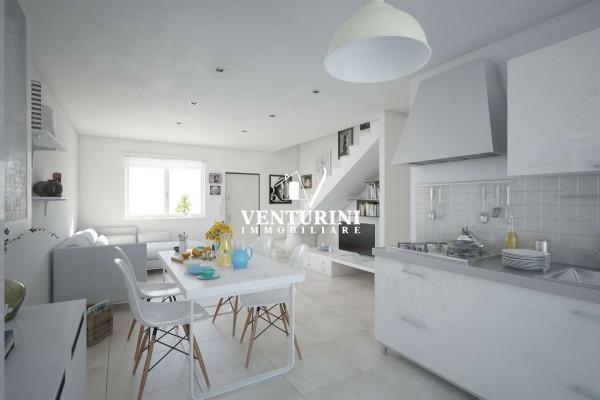 Appartamento in vendita a Roma, Valle Muricana, 90 mq - Foto 13