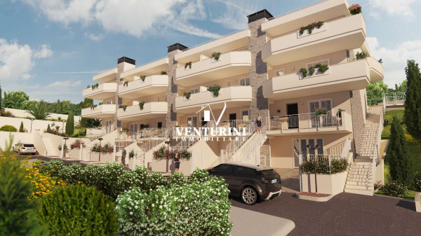 Appartamento in vendita a Roma, Valle Muricana, 90 mq - Foto 19