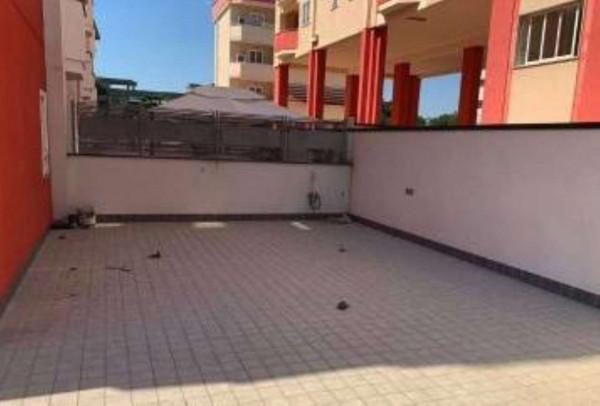 Appartamento in affitto a Volla, Centrale, Arredato, con giardino, 110 mq