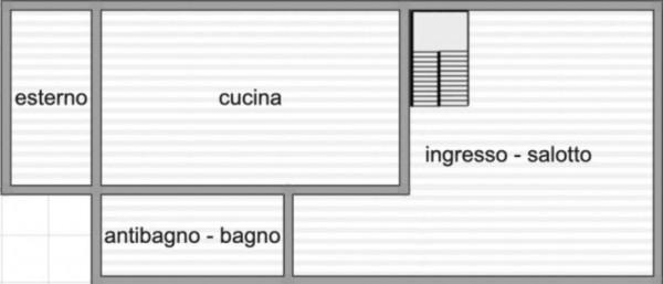Appartamento in affitto a Volla, Centrale, Arredato, con giardino, 110 mq - Foto 3