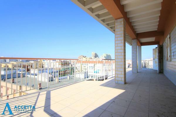 Appartamento in vendita a Taranto, Tre Carrare - Battisti, 130 mq - Foto 14