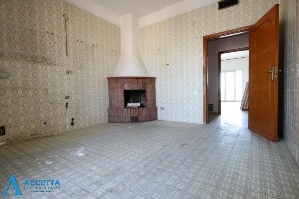 Appartamento in vendita a Taranto, Tre Carrare - Battisti, 130 mq - Foto 10