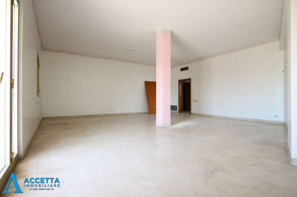 Appartamento in vendita a Taranto, Tre Carrare - Battisti, 130 mq - Foto 7