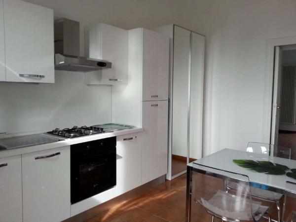 Appartamento in affitto a Milano, Porta Romana, Arredato, 45 mq