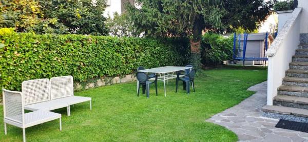 Villa in vendita a San Zenone al Lambro, Centro, Con giardino, 205 mq - Foto 11