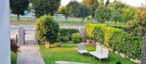 Villa in vendita a San Zenone al Lambro, Centro, Con giardino, 205 mq - Foto 20